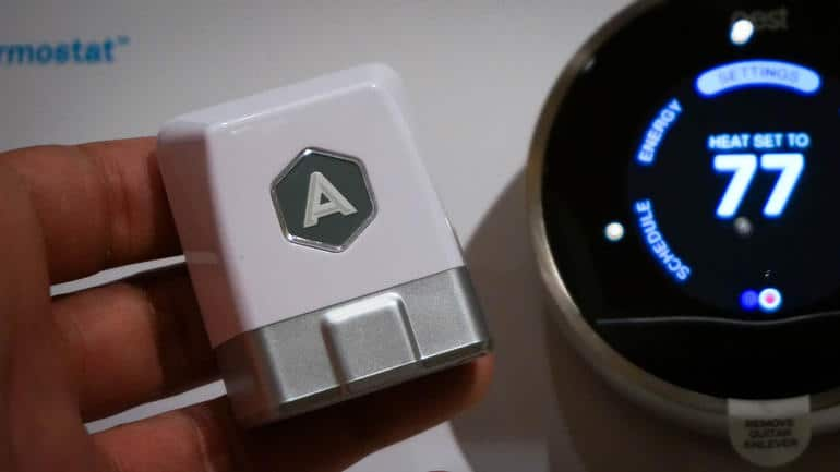 Automatic Nest Smart Driving