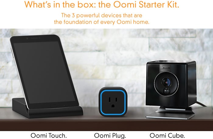 Oomi Starter Kit