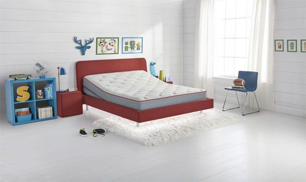 SleepIQ lit connecté enfant