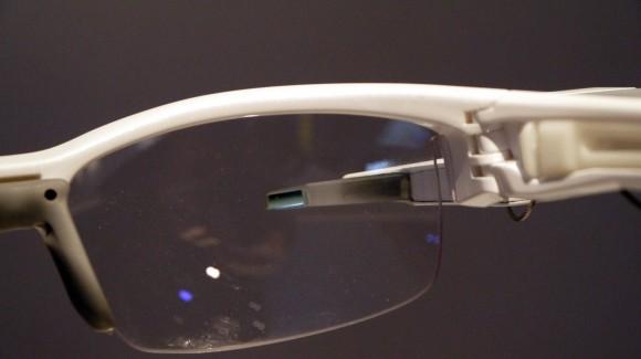 SmartEyeglass Sony