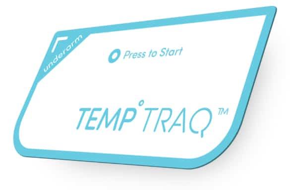 TempTraq thermomètre connecté