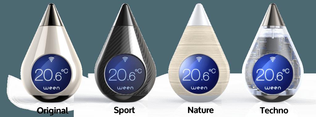 Ween thermostat intelligent