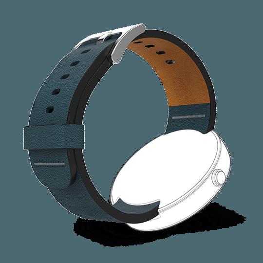 bracelet cuir dodo moto
