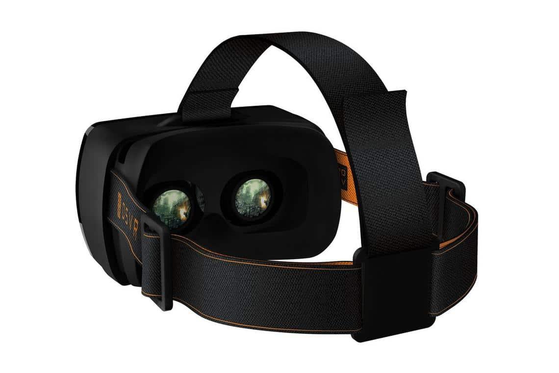 casque de réalité virtuelle OSVR Razer