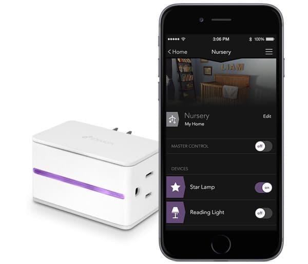 accessoires HomeKit idevice smartplug