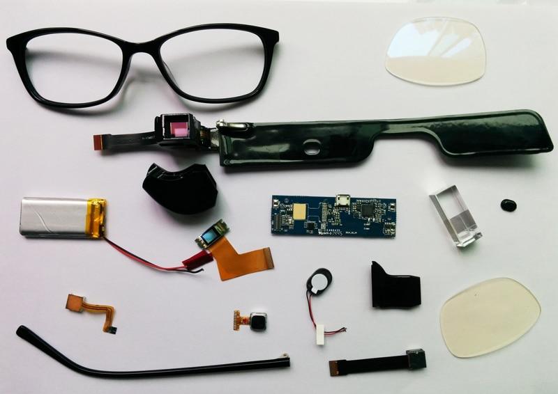 BurstVision Smart Glass Android