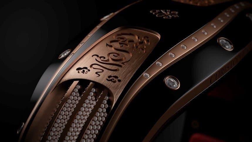 Christophe & Co bracelet connecté Armill
