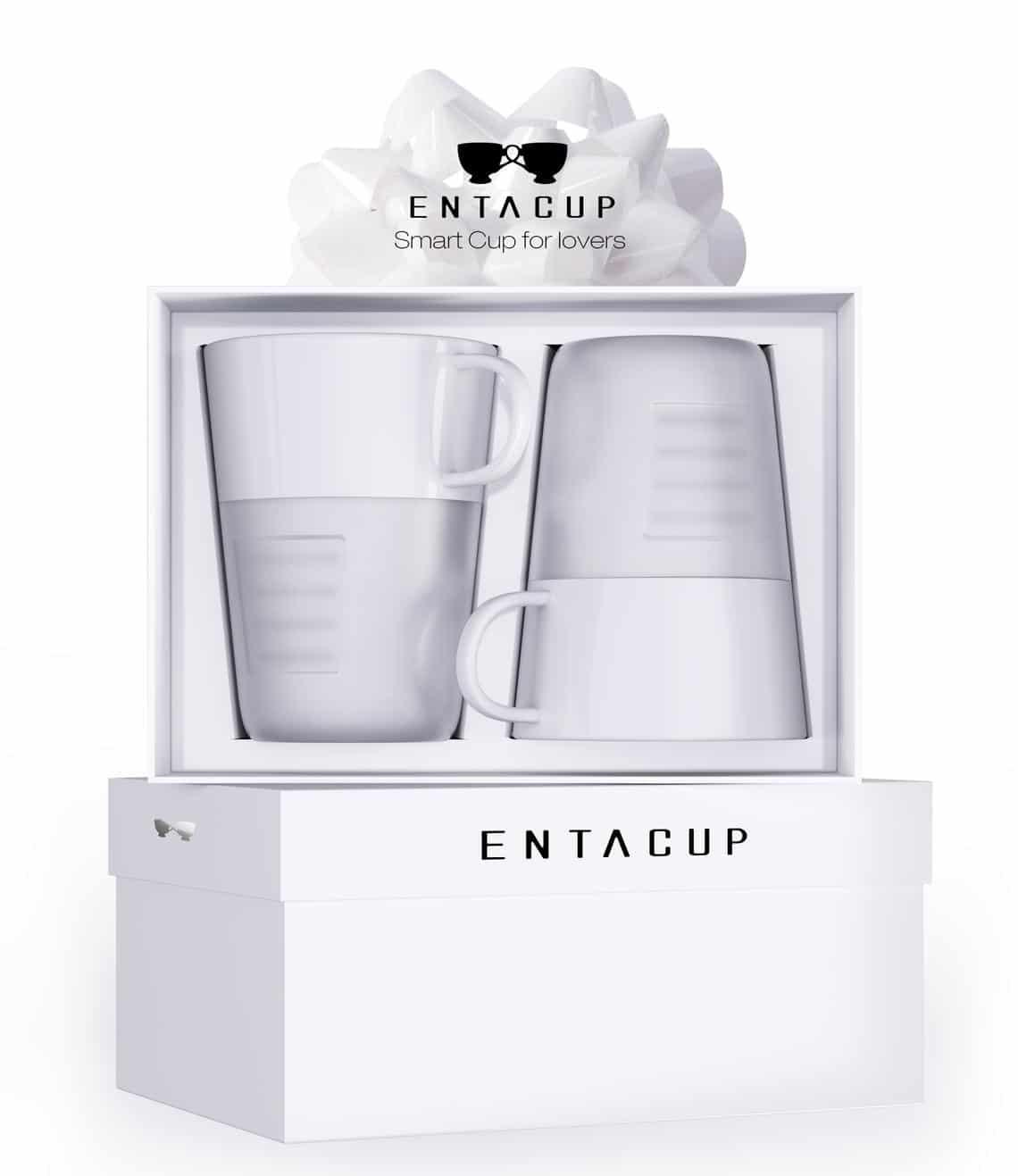 Entacup mug connecté