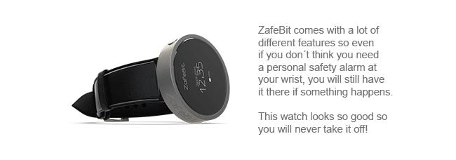 ZafeBit smartwatch