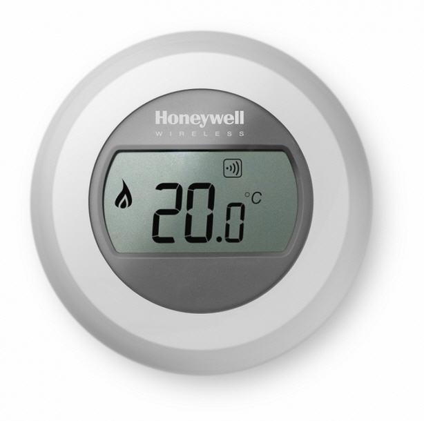 thermostat Round Connected Honeywell