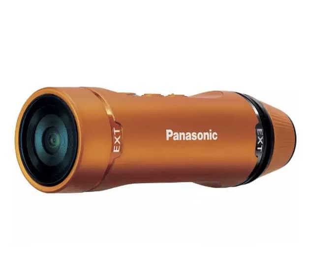 Panasonic HX-A1 caméra wearable