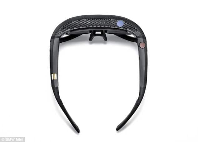 lunettes connectée BMW Mini