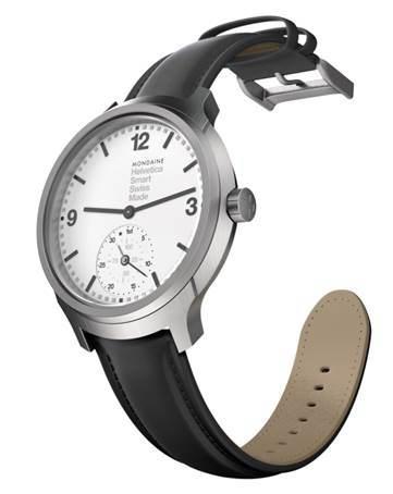 smartwatch Mondaine