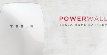 Powerwall tesla batterie maison