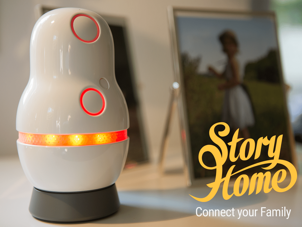 StoryHome Storytelling Device