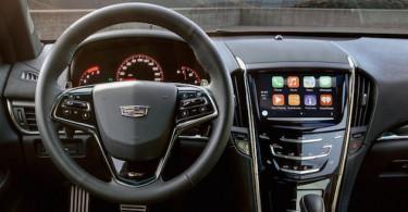 Cadillac Android Auto Apple CarPlay
