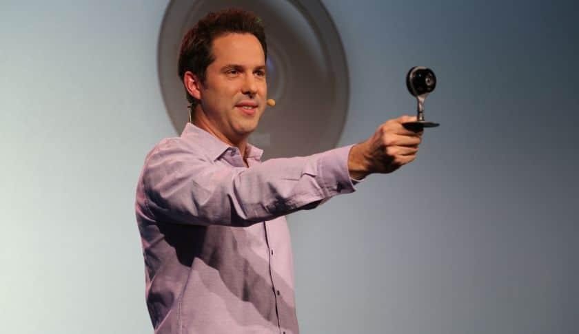 Nest Cam camera connectée intelligente