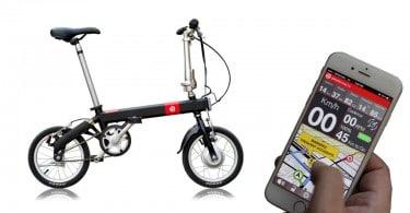 CMYK 4.0 vélo pliable électrique intelligent