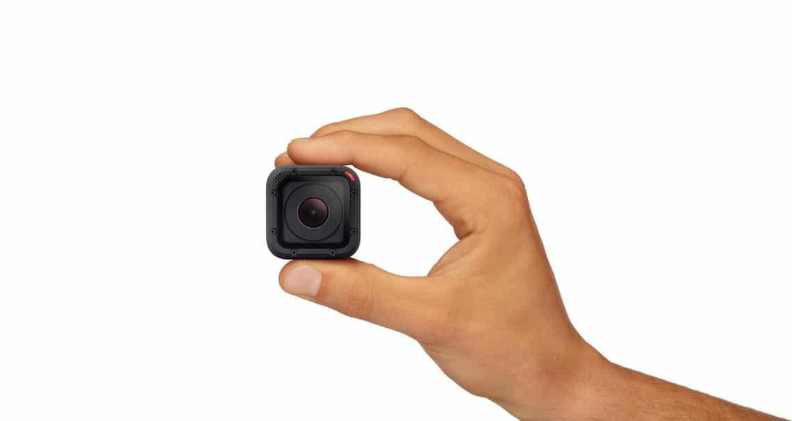 Hero4 Session GoPro Action Camera