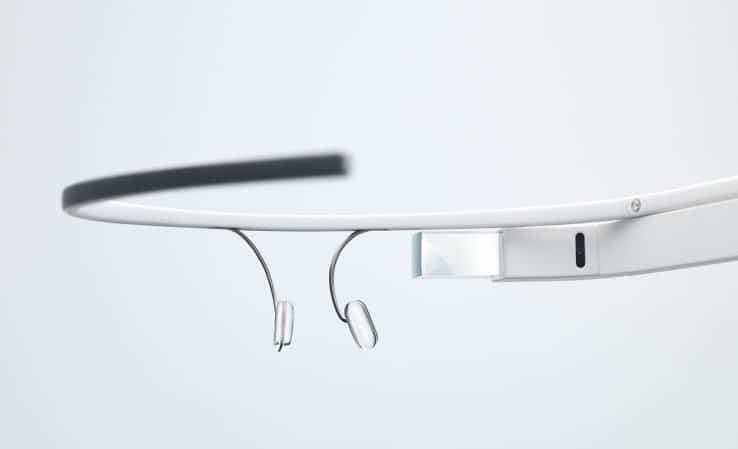 Lunettes intelligentes Google Glass entreprises