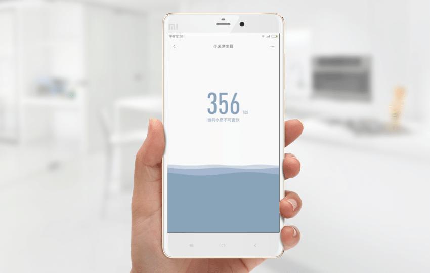 Mi Water Purifier purificateur d'eau connecté Xiaomi