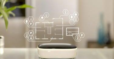 Panasonic Smart Home box domotique sécurité