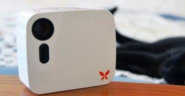 Butterfleye caméra de surveillance intelligente