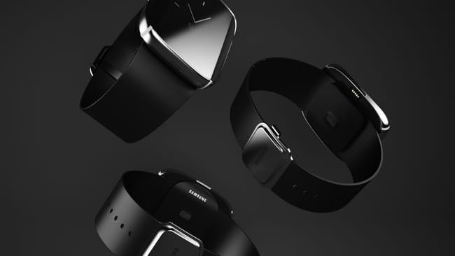 Smartwatch Samsung Galaxy S6 edge Maform Design Studio