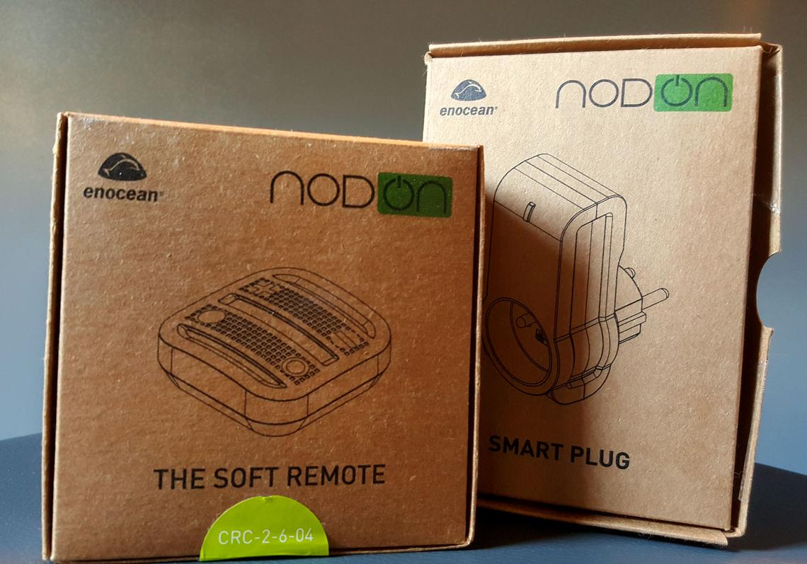 Soft Remote NodOn