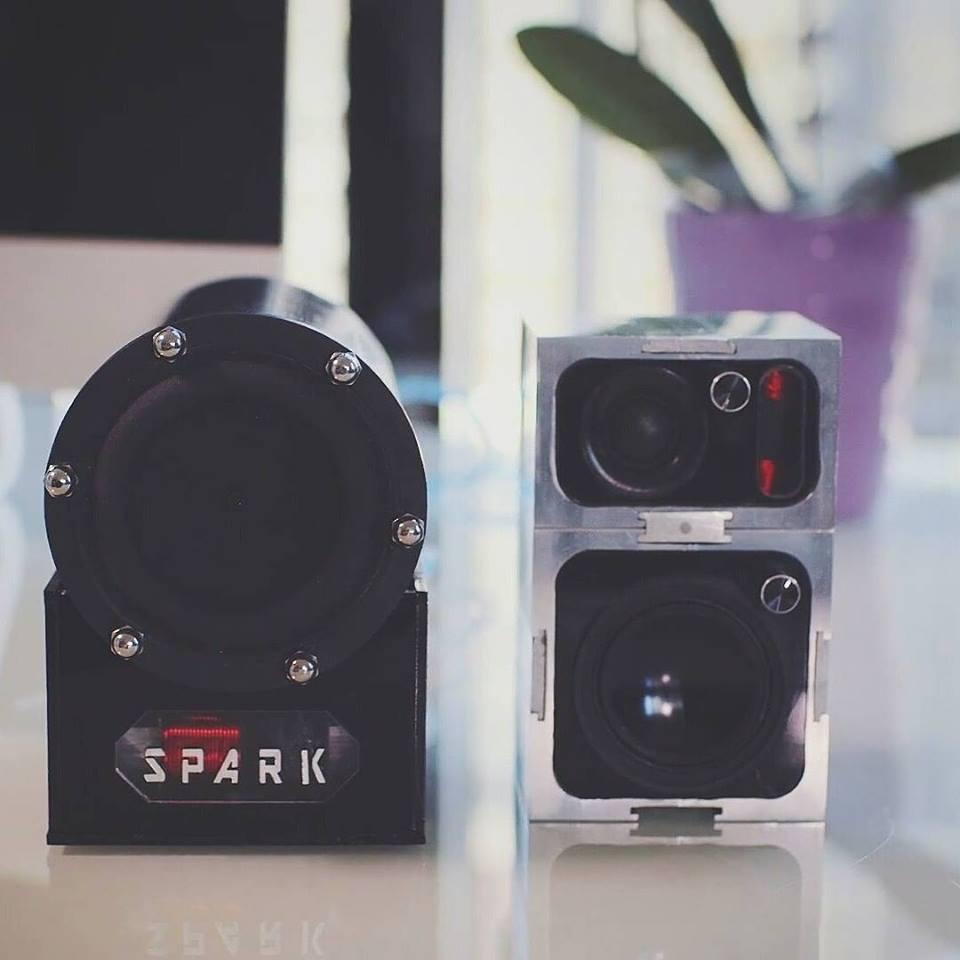 SparkBlocks haut-parleur modulaire intelligent