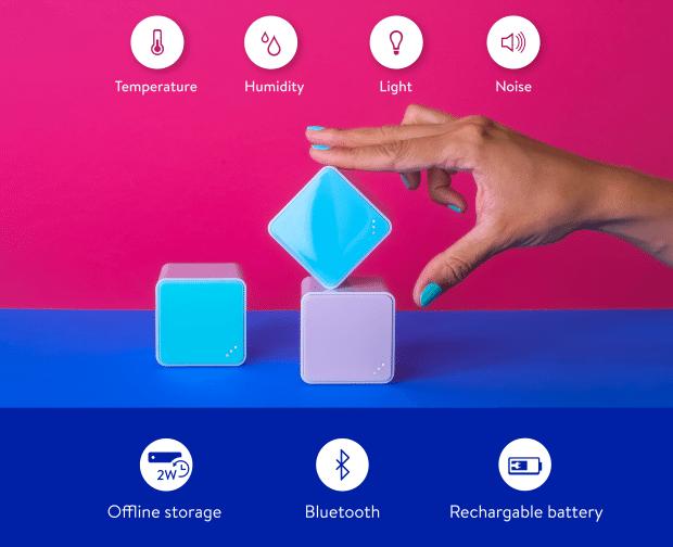 Koto blink capteurs intelligents domotique smarthome