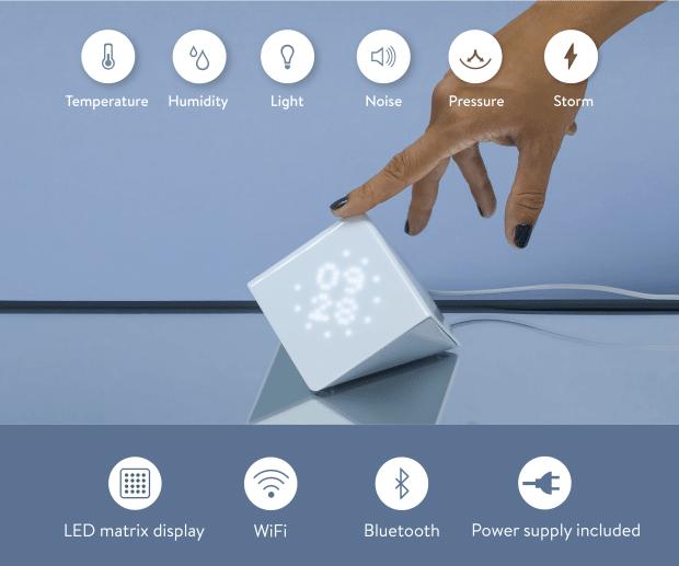 Koto storm capteurs intelligents domotique smarthome