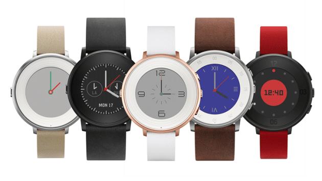 Peeble TimeRound smartwatch