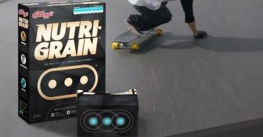 jouet de réalité virtuelle Kellogg's