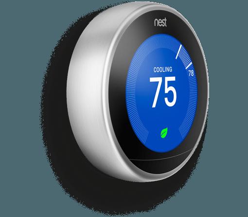 nouveau thermostat Nest