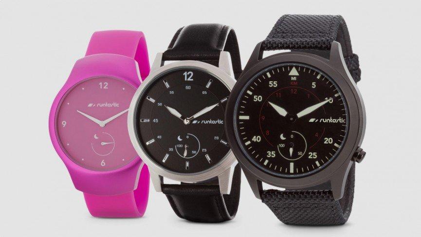 smartwatch Runtastic Moment