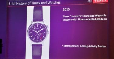 smartwatch Timex Metropolitan+