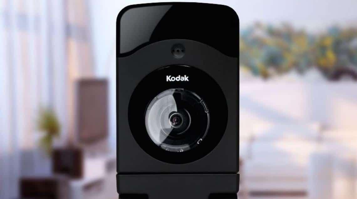 CFH-V20 caméra wifi IFTT Kodak