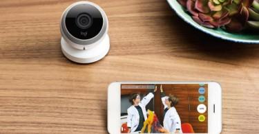 Logi Circle caméra de surveillance connectée de Logitech