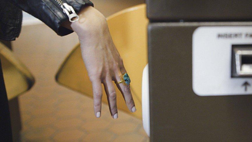 Ringly MasterCard bague de paiement NFC