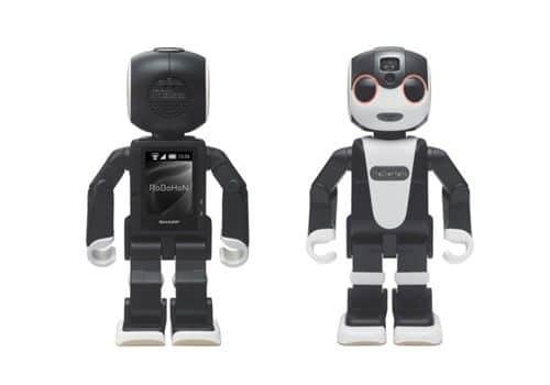 RoboHon robot téléphone Sharp
