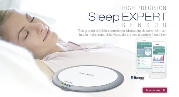 capteur de sommeil Beurer Sleep Expert SE 80