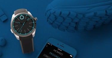 Bold Motion smartwatch Movado HP