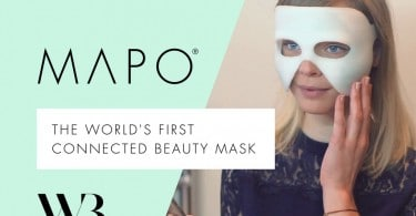 MAPO masque de beauté connecté Wired Beauty