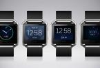 Blaze FitBit smartwatch