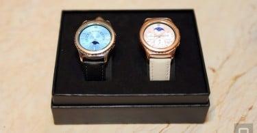 smartwatch Gear S2 or platine
