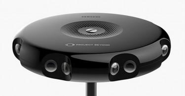 Gear 360 camera VR Samsung