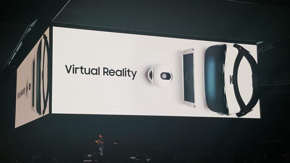 Samsung Gear 360 MWC16