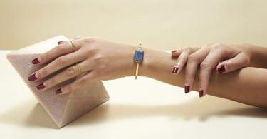 Aries bracelet connecté Ringly