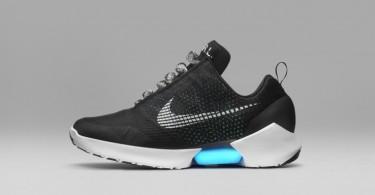 HyperAdapt 1.0 Nike sneakers intelligentes